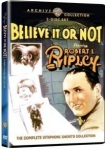 Ripley's Believe It Or Not dvd cover
