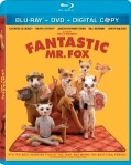 Fantastic Mr. Fox Blu-Ray cover