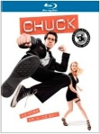 Chuck The Complete Third Season Blu-Ray