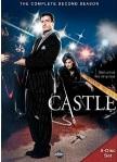 Castle Season 2 cover
