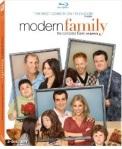 Modern Family Blu-Ray cover