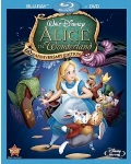 alice In wonderland blu-ray