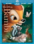 Bambi Bluray cover