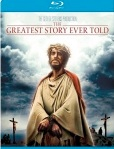 Greatest Story Ever Told blu-ray cover