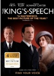 The Kings Speech cover
