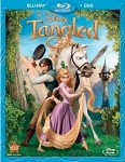 Tangled Blu-Ray cover