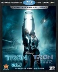 Tron Blu-Ray cover