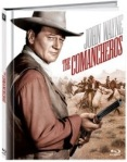 Comancheros blu-ray cover