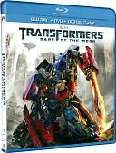 Transformers- Dark Of The Moon Blu-ray