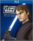 Star Wars- The Clone Wars Season 3 Blu-ray