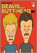 Beavis And Butthead Volume 4 DVD
