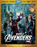 The Avengers Blu-ray 3D