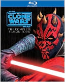 Star Wars- The Clone Wars Season 4 Blu-ray
