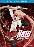 Aria-The Scarlet Ammo- The Complete Series- Blu-ray-DVD Combo Pack