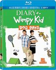 Diary Of A Wimpy Kids- Dog Days Blu-ray