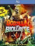 Godzilla Vs. Biollante Blu-ray