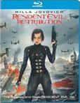 Resident Evil- Retribution Blu-ray