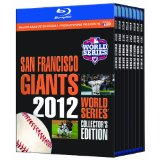 The San Francisco Giants- 2012 World Series Collector's Edition Blu-ray