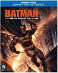 Batman- The Dark Knight Returns Part 2 Blu-ray