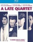 A Late Quartet Blu-ray