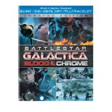 Battlestar Galactica- Blood and Chrome Blu-ray