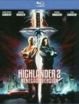 Highlander 2-The Quickening- Renegade Version Blu-ray