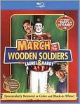 March of the Wooden Soldiers Blu-ray