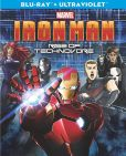 Iron Man- Rise Of Technovore Blu-ray