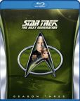 Star Trek- The Next Generation Season 3 Blu-ray