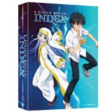 A Certain Magical Index Season 1 Part 1 DVD
