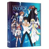 A Certain Magical Index Season 1 Part 2 DVD