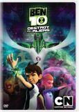 Ben 10- Destroy All Aliens DVD