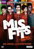 Misfits Season 1 DVD