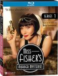 Miss Fisher's Murder Mysteries Series 1 Blu-ray