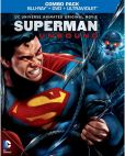 Superman- Unbound Blu-ray