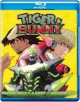 Tiger and Bunny Season 1 Blu-ray