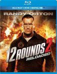 12 Rounds 2- Reloaded Blu-ray