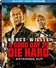 A Good Day To Die Hard Blu-ray