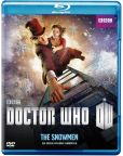 Doctor Who- The Snowmen Blu-ray
