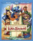Lilo and Stitch 2 Movie Collection Blu-ray