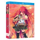 Shakugan no Shana Season 1 Blu-ray-DVD Combo Pack
