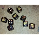 Eaten By Zombies Dice