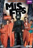 Misfits Season 3 DVD