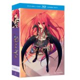 Shakugan No Shana Season 2 Part 1 Blu-ray-DVD Combo Pack