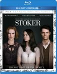 Stoker Blu-ray