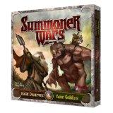 Summoner Wars- Guild Dwarves vs. Cave Goblins Game