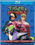 Tiger and Bunny Set 2 Blu-ray