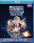 Doctor Who- Spearhead From Space Blu-ray