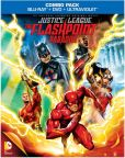 Justice League- The Flashpoint Paradox Blu-ray