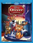 Oliver and Company Blu-ray